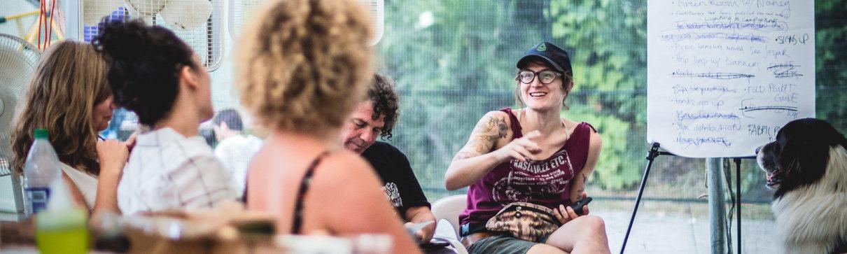 Kaslo Jazz Etc Festival - Volunteer Committees