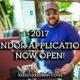 Vendor Apps Open 2017